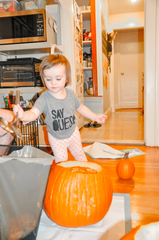 carving pumpkins-6