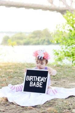 Emma's 1st Birthday-22